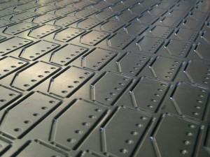 metal imprints