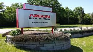 Argon sign