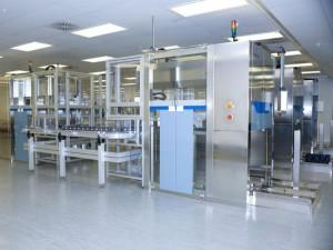 metal application in pharmaceutical lab