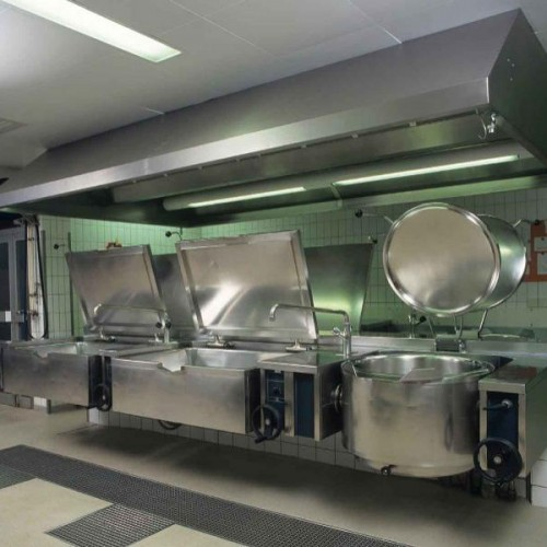 fabricated metal food service kitchen equipment