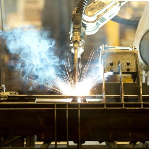 robotic high strength steel aluminum welding